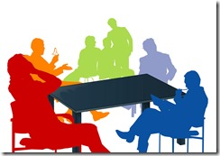 Le responsable ressources humaines aux réunions du CHSCT